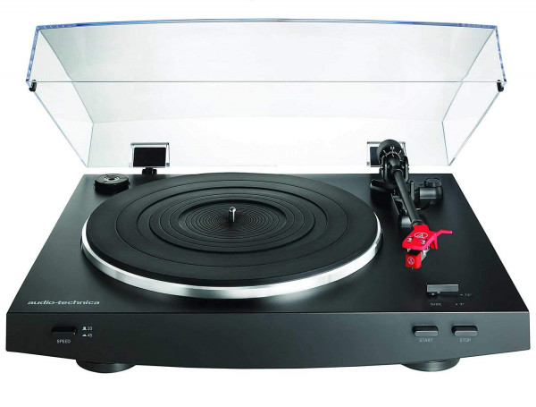 Audio-Technica To-LP 3 Plattenspieler Schwarz